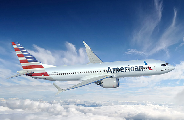 Boeing American Airlines