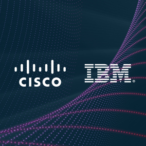 IBM Cisco Logos