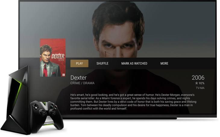 Plex's new app turns the NVIDIA Shield into a media server | TechCrunch