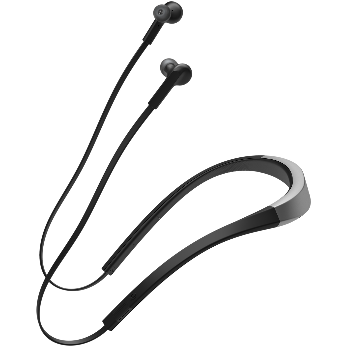 Jabra Goes Behind The Neck With The Halo Smart Bluetooth Headphones Techcrunch