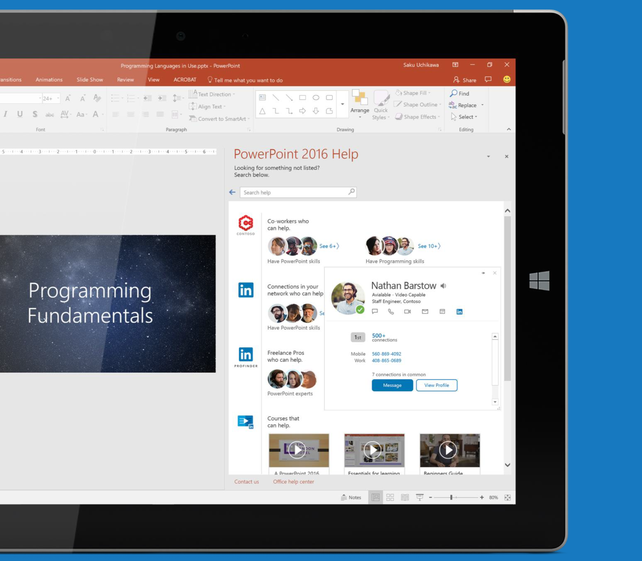 How Microsoft will put LinkedIn to work in Office – TechCrunch