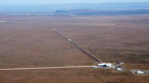 LIGO facility in Hanford, Washington