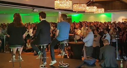 You could be the WILDCARD at the D C  and Miami Pitch-offs!   TechCrunch