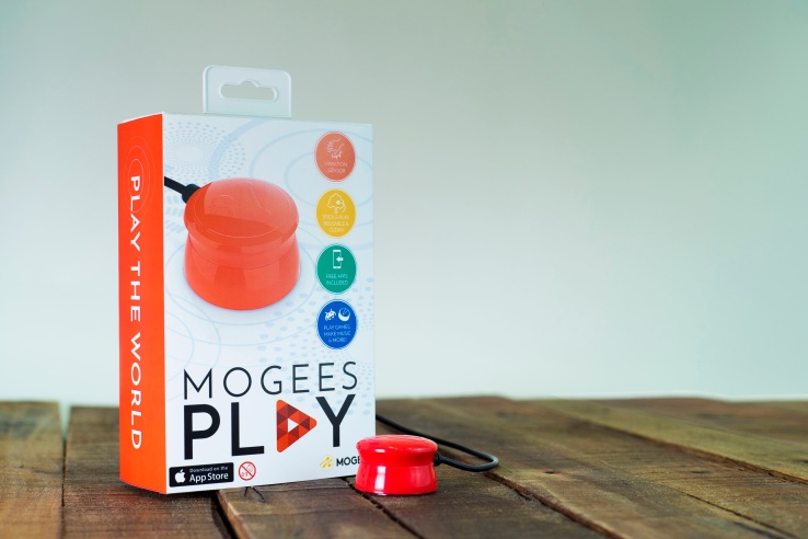 Mogee Play pack shot