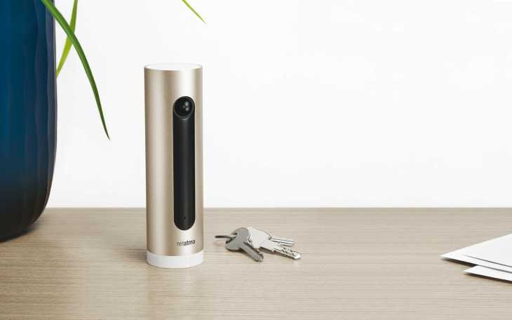 Netatmo's security camera now conveniently uploads videos to
