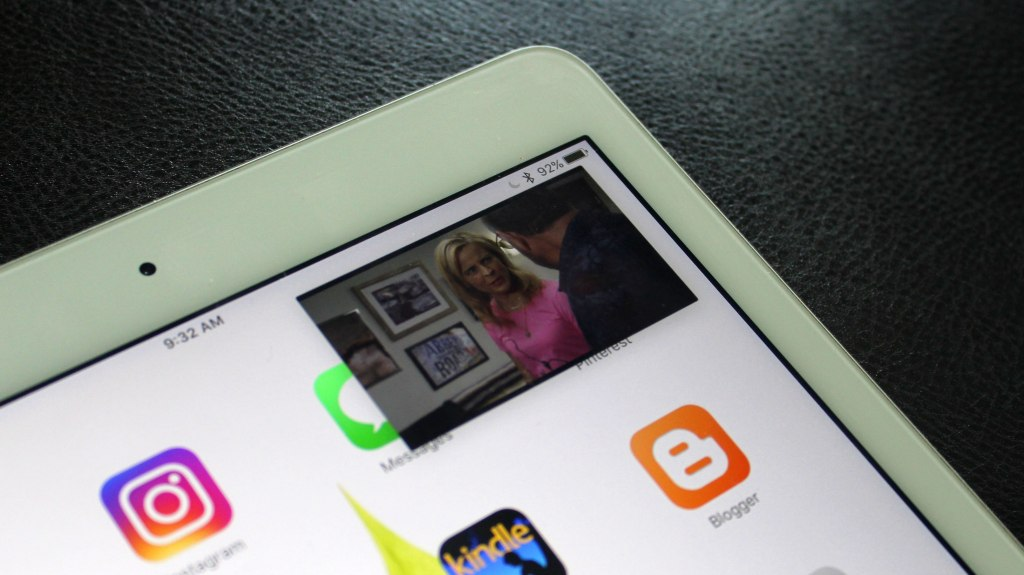 Netflix finally gets picture-in-picture support on iPad | TechCrunch