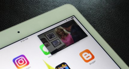 Netflix finally gets picture-in-picture support on iPad