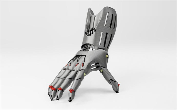 The future of 3D-printed prosthetics | TechCrunch