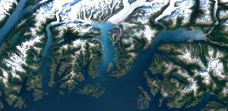 Google Earth And Maps Get Sharper Satellite Imagery With New