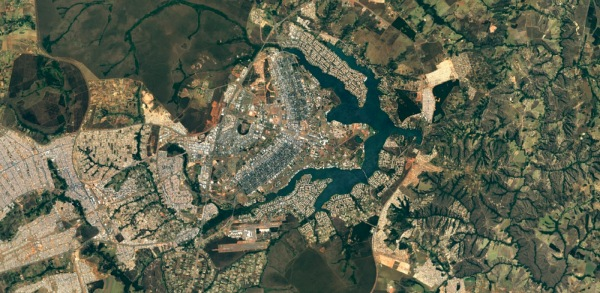 Google Earth and Maps get sharper satellite imagery with new update