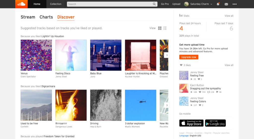 SoundCloud improves music discovery with new Suggested Tracks