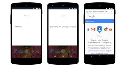Google's My Account will now help both iOS and Android users