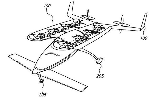 Larry Page Has Dueling Flying Car Companies But Its Self Driving
