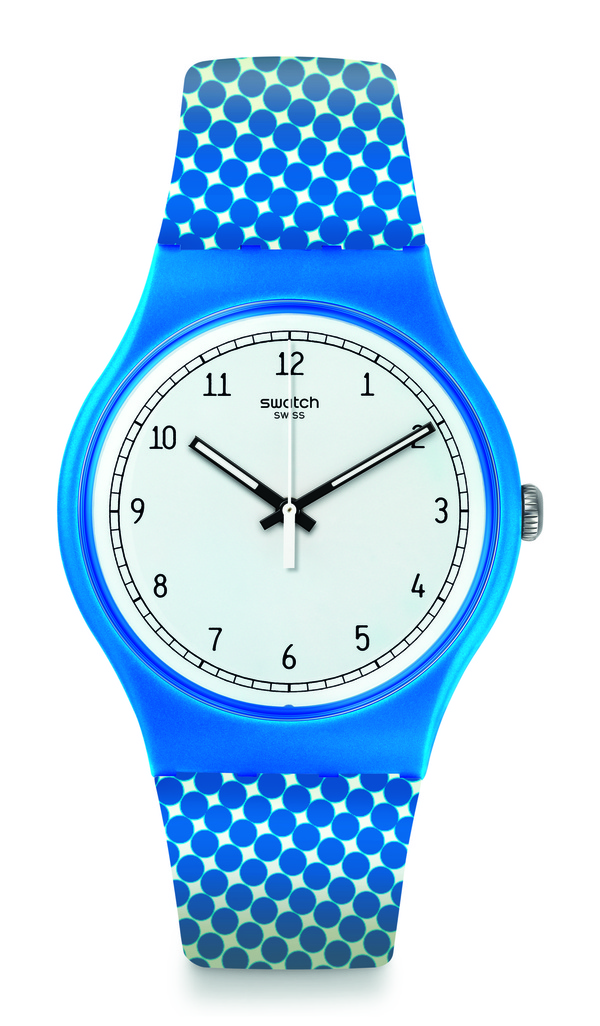 Swatch's Bellamy NFC payment watch is hitting Rio in time