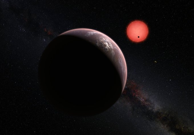 Scientists found a new Earth-sized planet nearby… and it