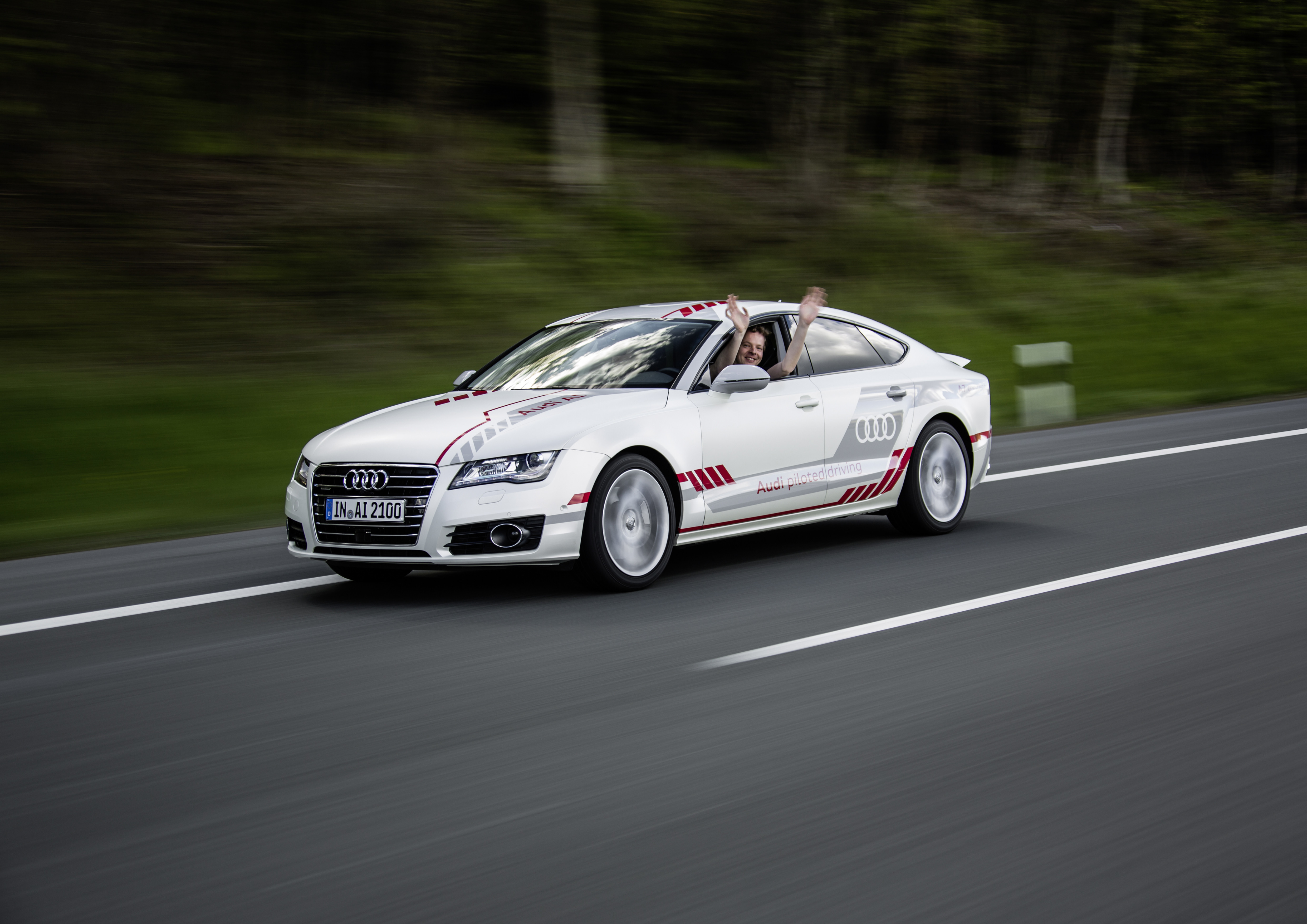 Audi Piloted Driving >> Audi Setting Up A Subsidiary Dedicated To Self Driving Car Tech