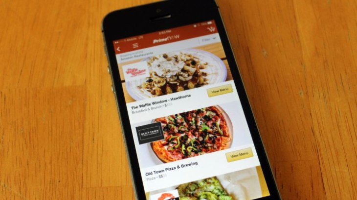 Amazon eyeing up london restaurant delivery launch techcrunch amazon eyeing up london restaurant delivery launch forumfinder Gallery