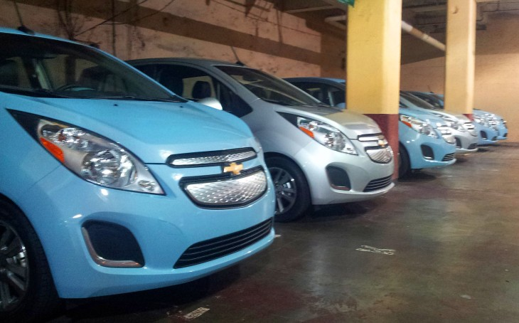 Chevrolet Is Putting Its Electrified Bets On The Bolt Ev As Company Announced Today That It S Ending Production Of Spark Compact Car With A