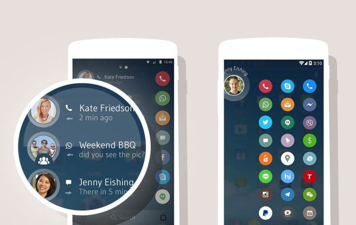 drupe reimagines the address book with 3 million in funding