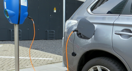 Electric Cars And Hybrid Vehicles Can Be Incredibly Quiet So That A Poce Used To Make Noise Hurt When Sharing E With Them