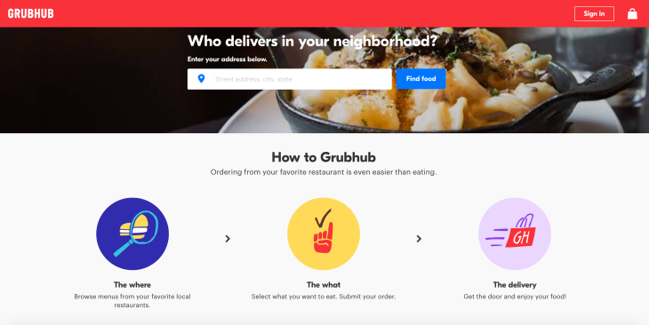 Grubhub Announces More Investments Following Strong 2q