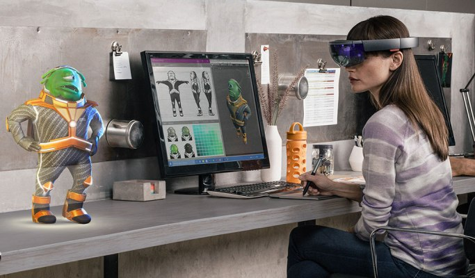 Group of employees call for end to Microsoft's $480M HoloLens military contract thumbnail