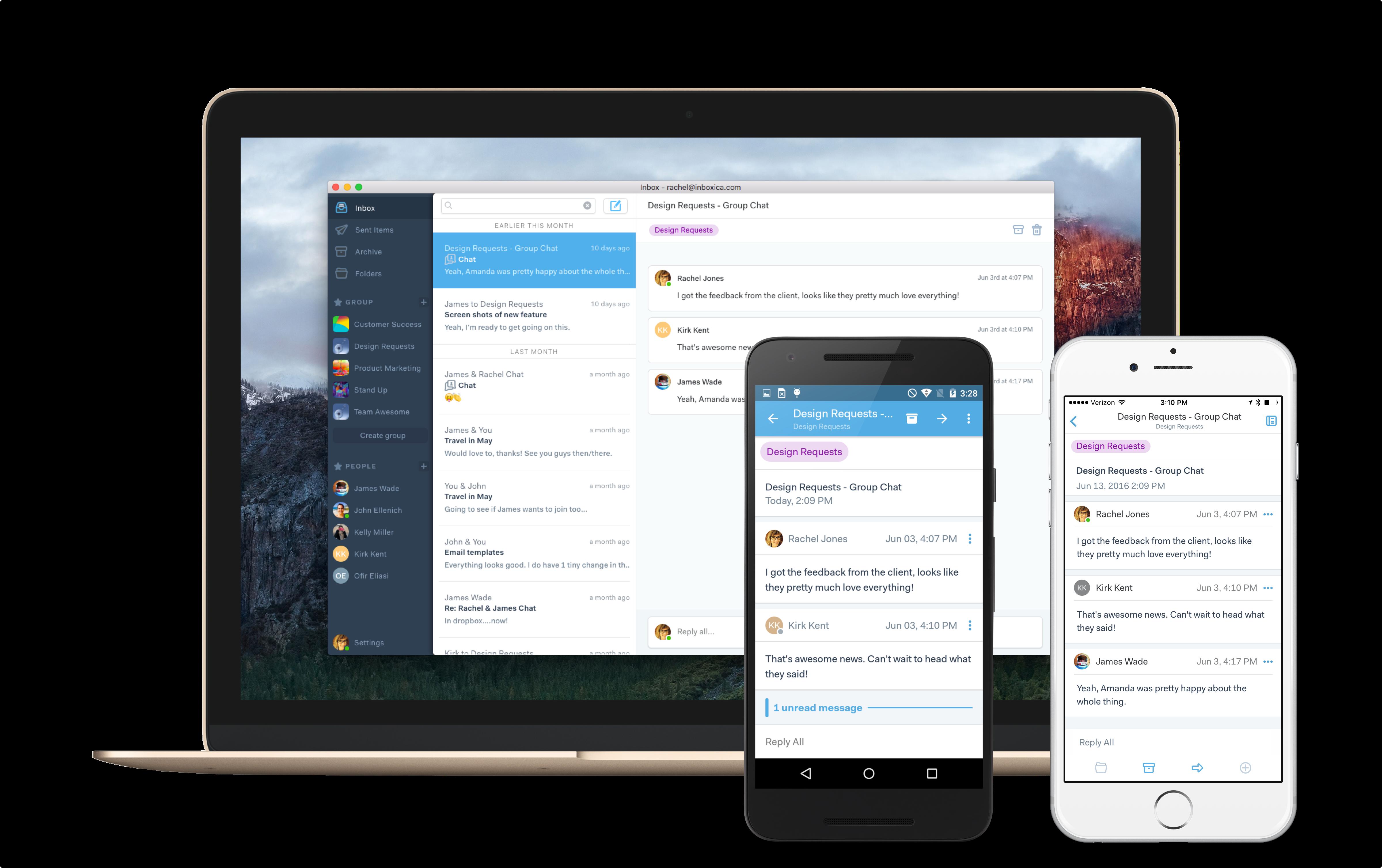 Inbox-Chat