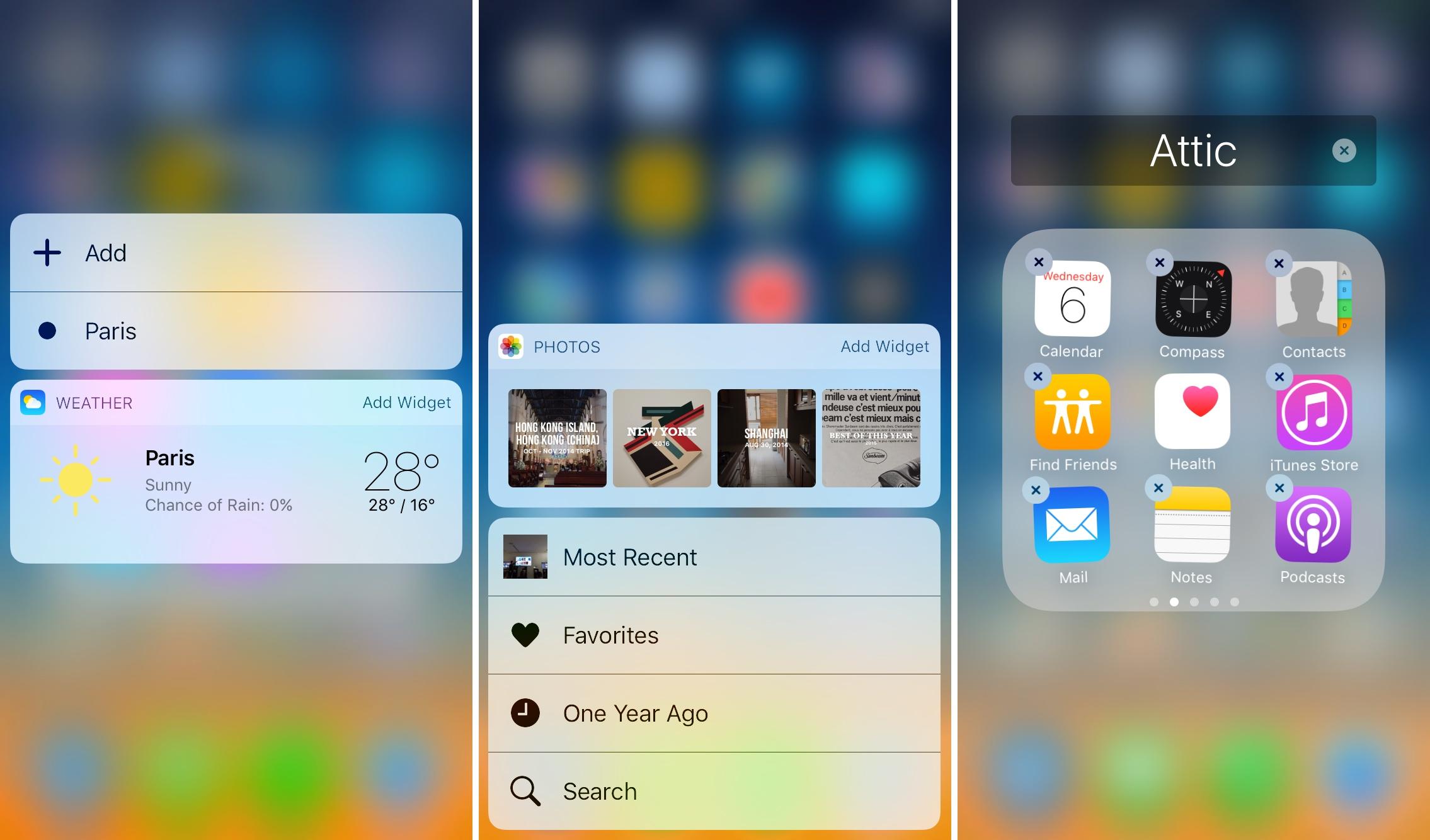 iOS 10 - 1