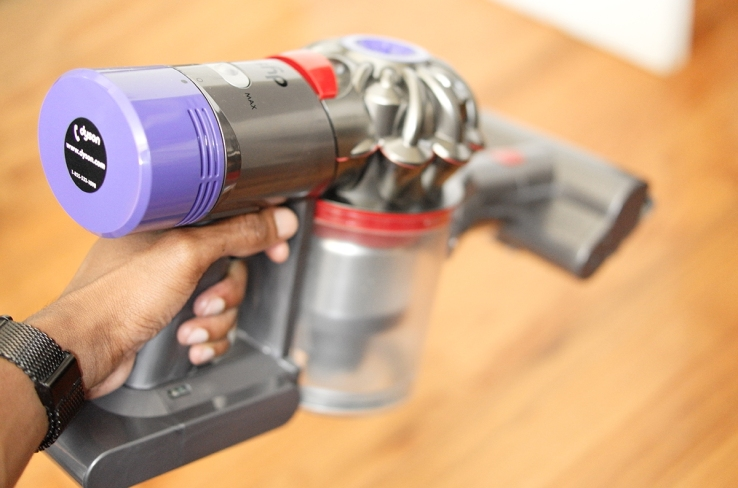 Review: Dyson's V8 Absolute vacuum can be useful, minus