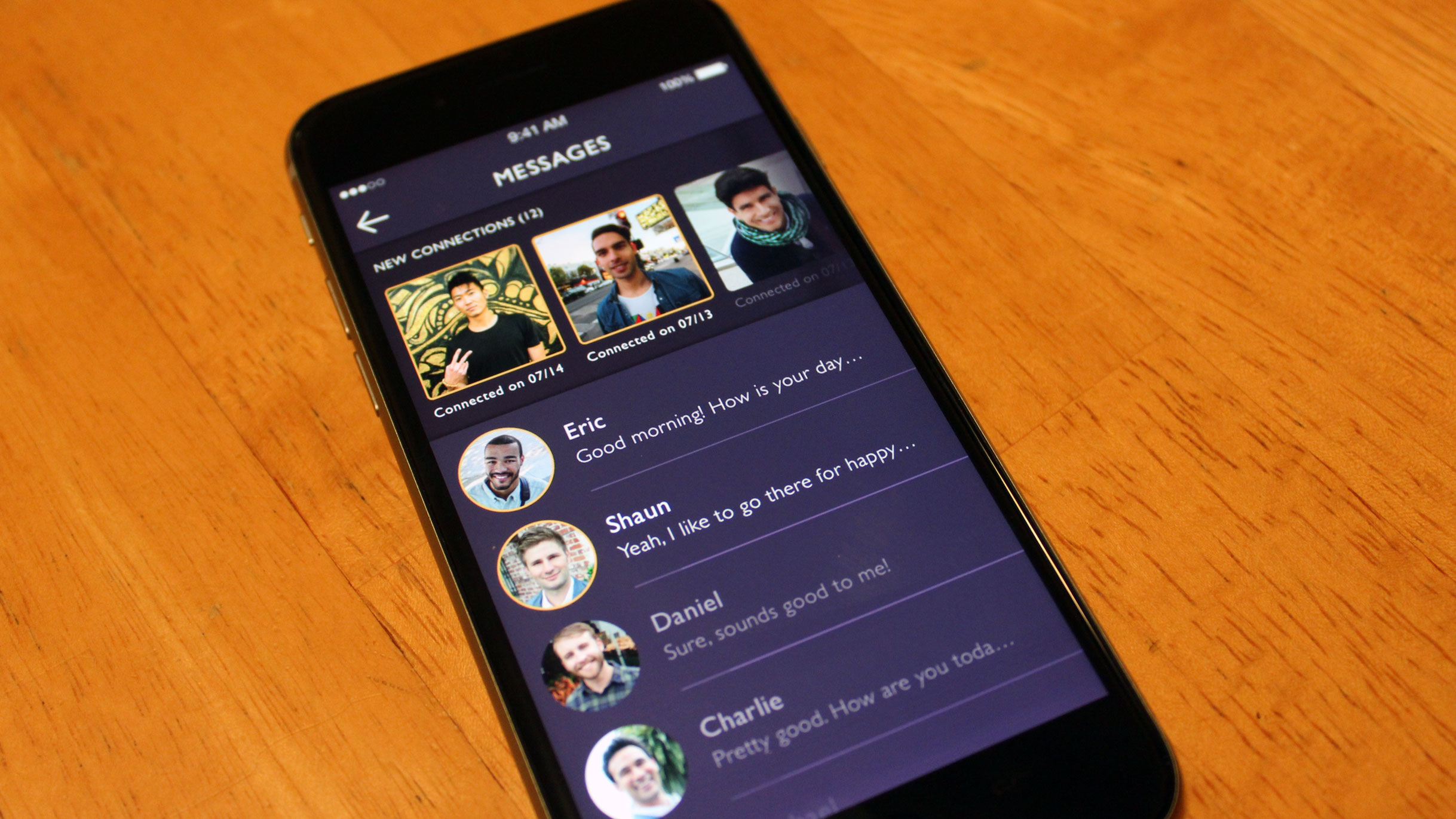 Zoosk takes on Tinder with debut of Lively, a free app that