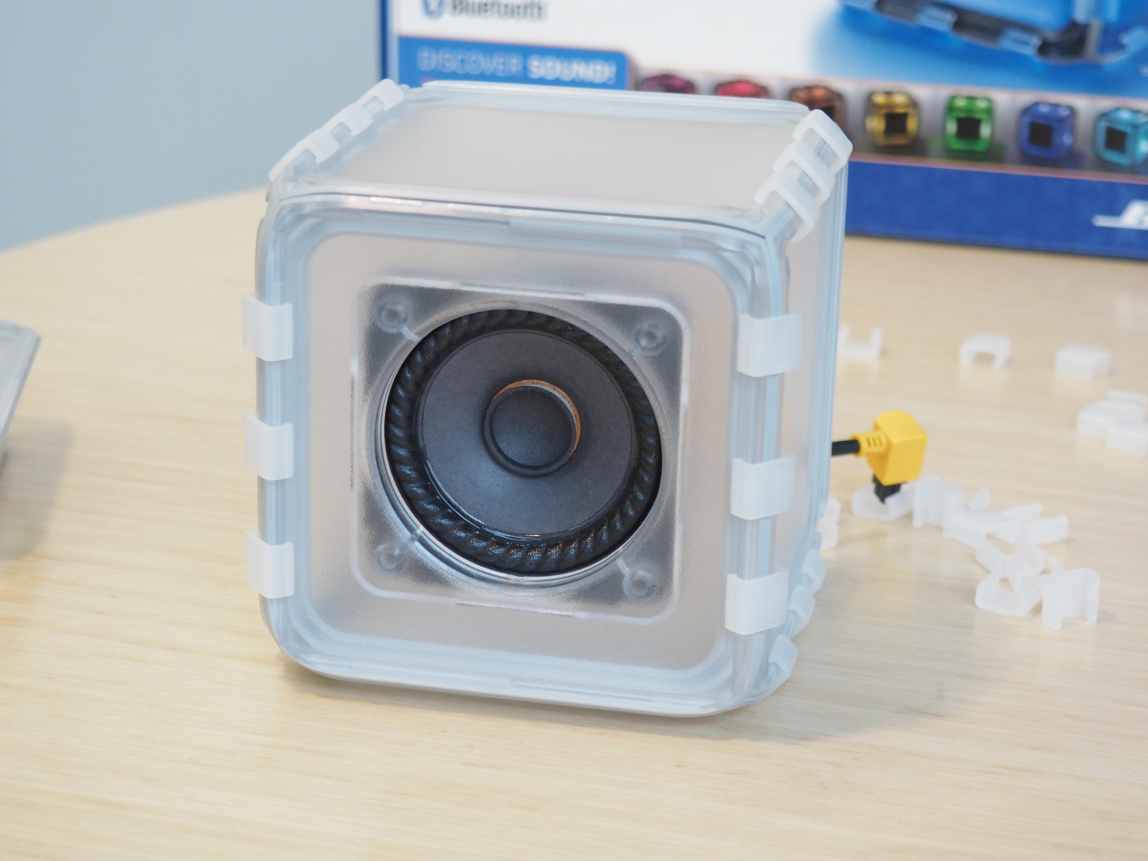 Bosebuild Speaker Cube : the bosebuild speaker cube educational kit isn t quite fully formed techcrunch ~ Russianpoet.info Haus und Dekorationen