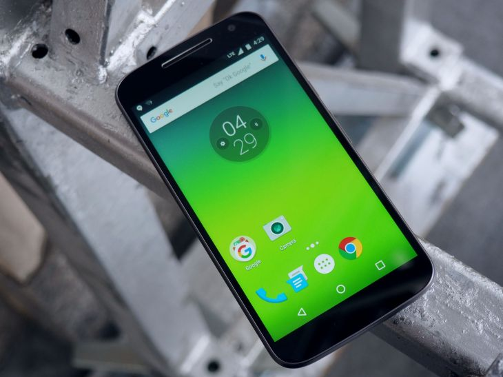 Motorola delivers a lot for a little with the $199 Moto G4