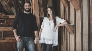Philip and Melissa Niu, founders of Parachut.