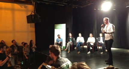 Green City Solutions wins TechCrunch Berlin Pitch-Off