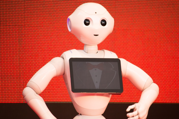 Pepper the robot gets a job at HSBC Bank in New York