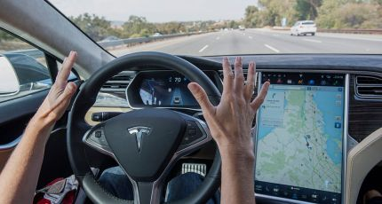 Tesla Had Aimed To Do A Cross Country U S Drive In One Of Its Vehicles Using Fully Autonomous Driving Capabilities By The End Last Year