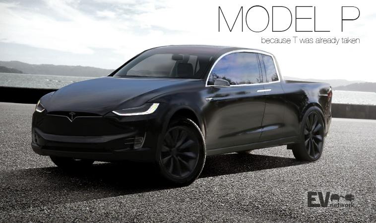 Tesla truck 2016