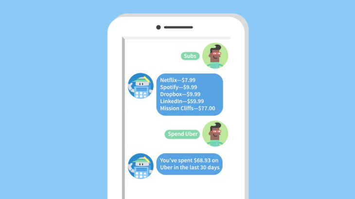 Ever Wonder How Much You Spend Each Month On Uber The Newly Released Trim Chatbot Will Tell In A Text