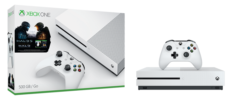 The Xbox One S Gets Bundled Madden And Halo Techcrunch