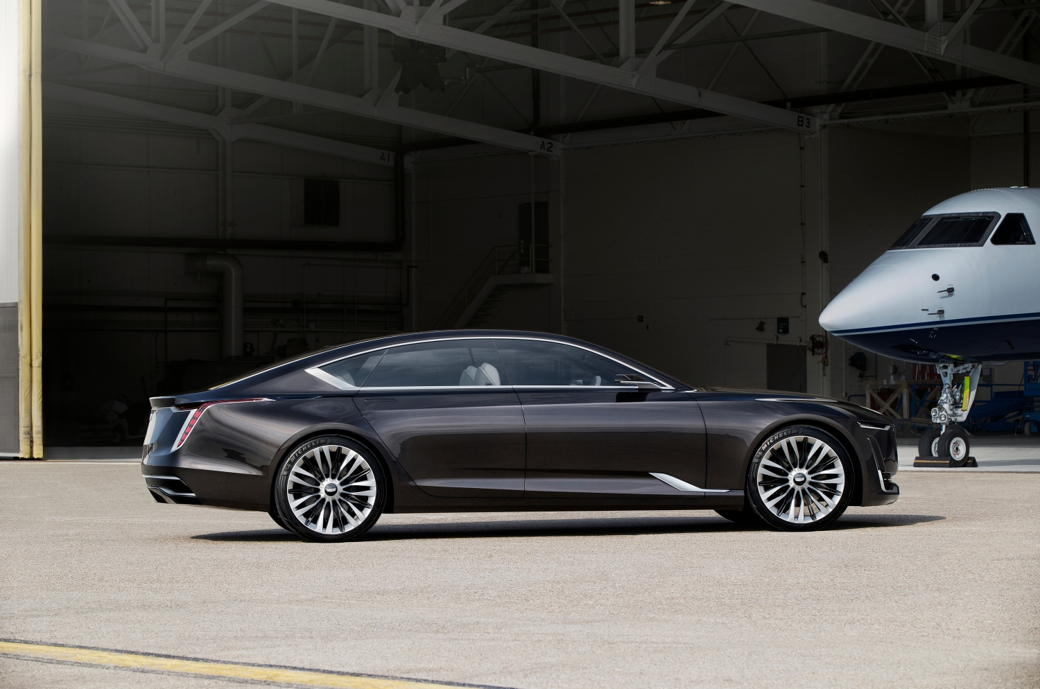 watch concept review cadillac escala youtube new