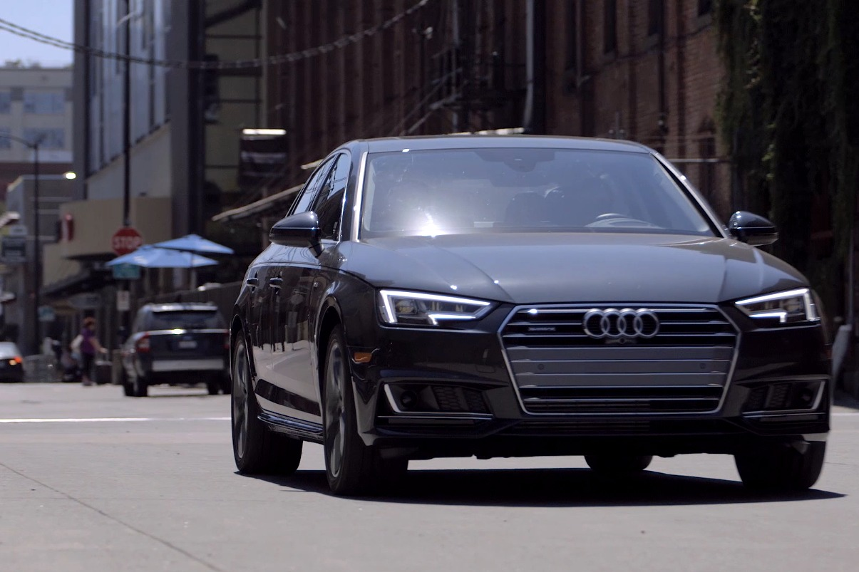 2017 Audi A4 driver assistance review | TechCrunch