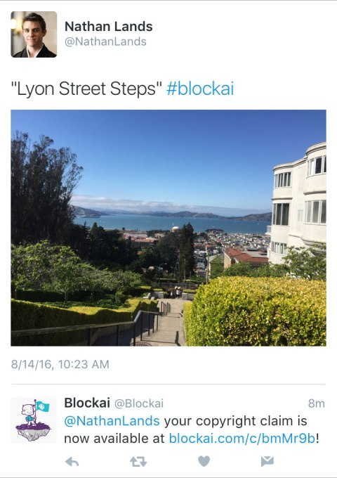 Blockai-Tweet