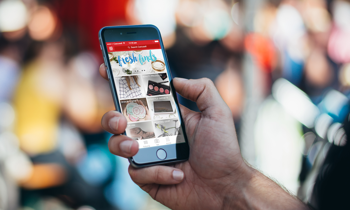 Southeast Asia's Carousell snags $56M from Naspers-owned OLX