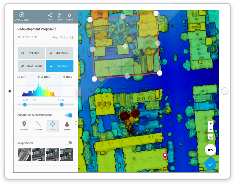DroneDeploy raises $20 million to help any business put