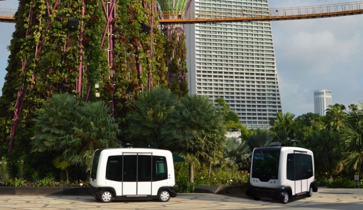 Autonomous Buses Take To The Busy Streets Of Helsinki Techcrunch