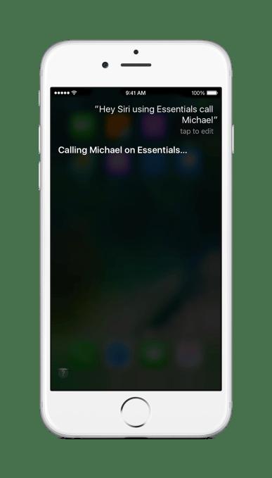 Essentials Siri 2