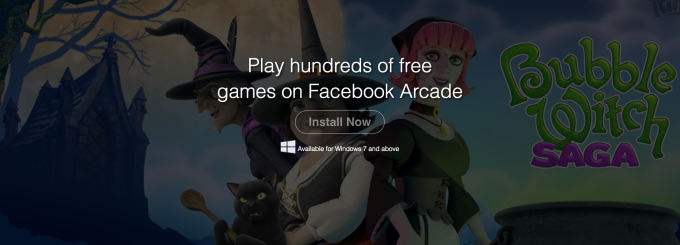 Facebook Games Platform PC