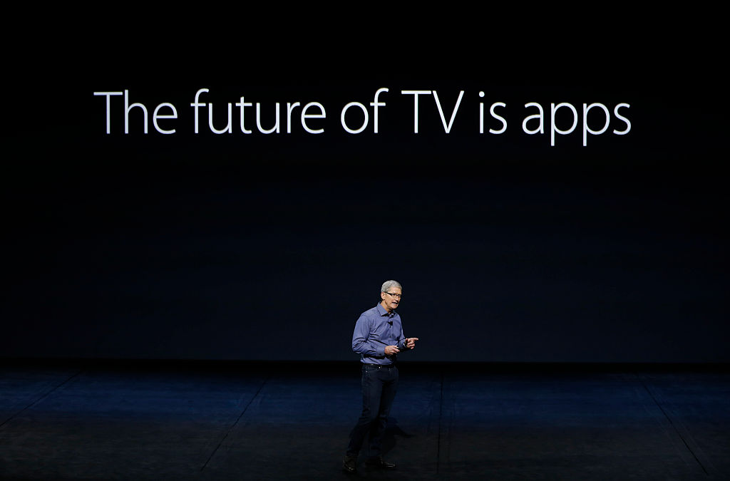 Apple adds live news channels to TV app for iOS and Apple TV