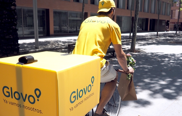 Comment on Glovo faces safety protests after delivery rider killed on the job by Reader 49