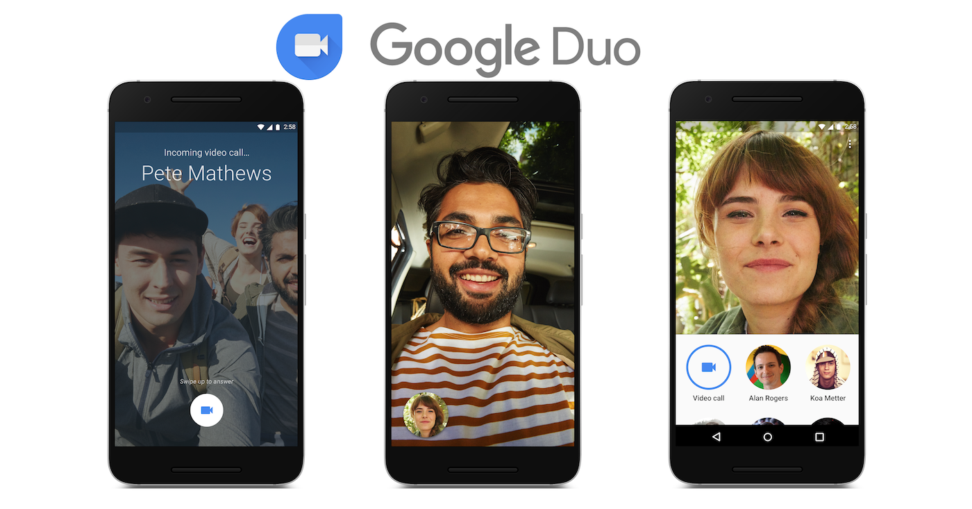 Google launches Duo video-calling app, a dull cross-OS FaceTime